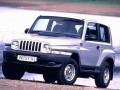 Technical specifications and characteristics for【Daewoo Korando (KJ)】