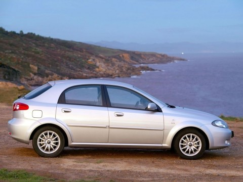 Technical specifications and characteristics for【Daewoo Lacetti】