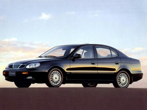 Technical specifications and characteristics for【Daewoo Leganza (KLAV)】