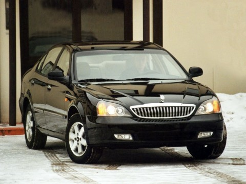 Technical specifications and characteristics for【Daewoo Magnus】
