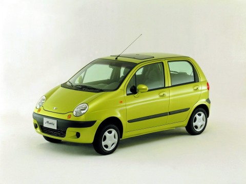 Technical specifications and characteristics for【Daewoo Matiz II】