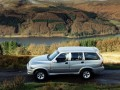 Technical specifications and characteristics for【Daewoo Musso (FJ)】
