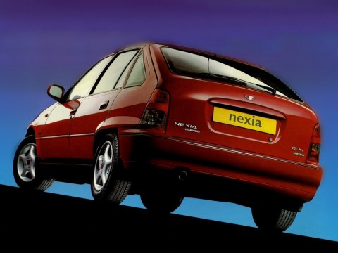 Technical specifications and characteristics for【Daewoo Nexia (KLETN)】