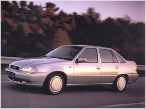 Technical specifications and characteristics for【Daewoo Nexia Sedan (KLETN)】