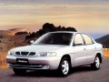 Technical specifications and characteristics for【Daewoo Nubira Sedan】
