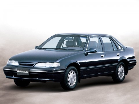Technical specifications and characteristics for【Daewoo Prince】