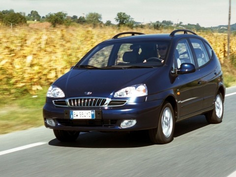Technical specifications and characteristics for【Daewoo Rezzo (KLAU)】