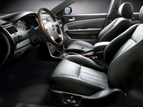 Technical specifications and characteristics for【Daewoo Tosca】