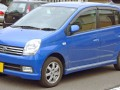 Technical specifications and characteristics for【Daihatsu Ceria/Perodua Kancil/Kelisa】