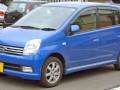 Specifiche tecniche dell'automobile e risparmio di carburante di Daihatsu Ceria