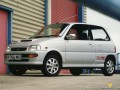 Technical specifications and characteristics for【Daihatsu Cuore V (L5)】