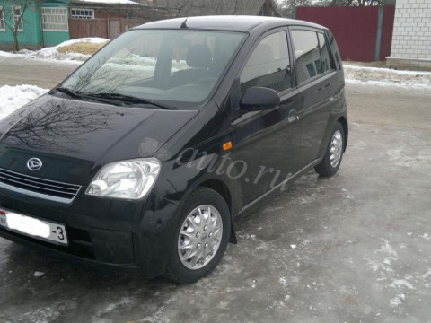 Technical specifications and characteristics for【Daihatsu Cuore VII (L2)】