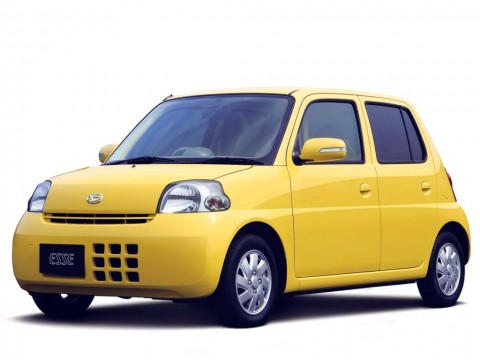 Technical specifications and characteristics for【Daihatsu Esse (J)】