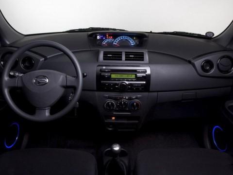 Specificații tehnice pentru Daihatsu Materia