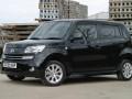 Specifiche tecniche dell'automobile e risparmio di carburante di Daihatsu Materia