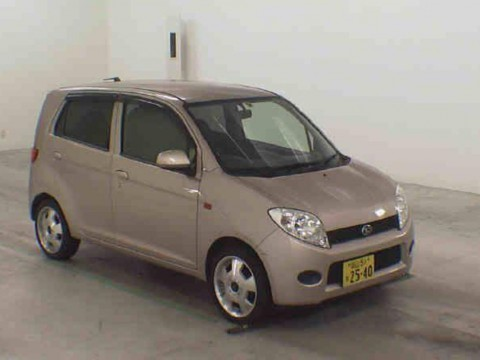 Technical specifications and characteristics for【Daihatsu Max】