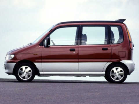Technical specifications and characteristics for【Daihatsu Move (L9)】