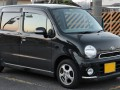 Specifiche tecniche dell'automobile e risparmio di carburante di Daihatsu Move