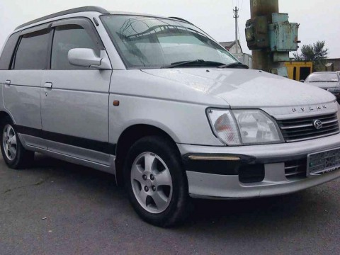 Technical specifications and characteristics for【Daihatsu Pyzar (G3)】