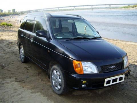Daihatsu Pyzar (G3) teknik özellikleri