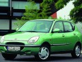 Technical specifications and characteristics for【Daihatsu Sirion (M1)】