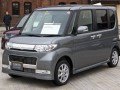 Specifiche tecniche dell'automobile e risparmio di carburante di Daihatsu Tanto