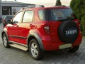 Technical specifications and characteristics for【Daihatsu Terios II】