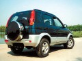 Technical specifications and characteristics for【Daihatsu Terios (J1)】