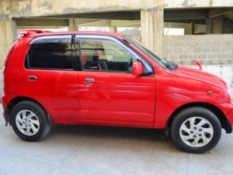 Technical specifications and characteristics for【Daihatsu Terios KID】