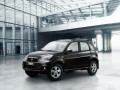 Specifiche tecniche dell'automobile e risparmio di carburante di Daihatsu Terios