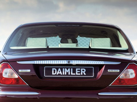 Technical specifications and characteristics for【Daimler Super Eight】
