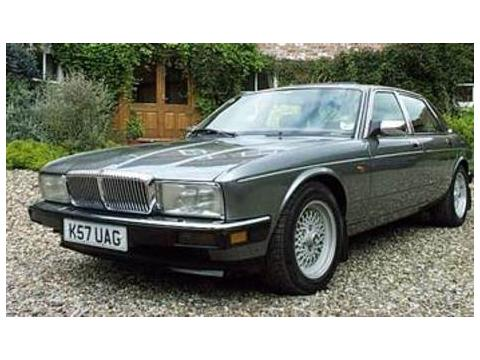 Technical specifications and characteristics for【Daimler XJ 40, 81】