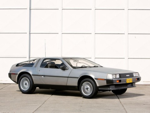 Technical specifications and characteristics for【De Lorean Dmc-12】