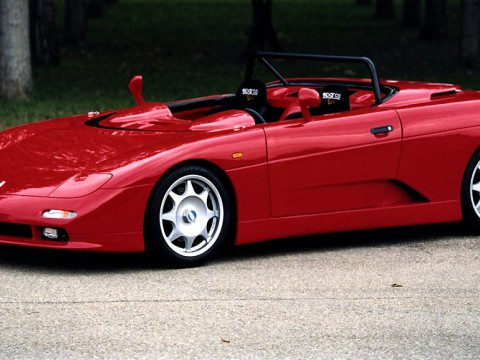 Technical specifications and characteristics for【De Tomaso Guara Barchetta】