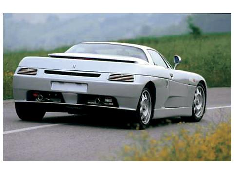 Technical specifications and characteristics for【De Tomaso Guara】