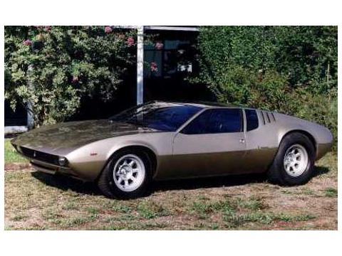 Technical specifications and characteristics for【De Tomaso Mangusta】