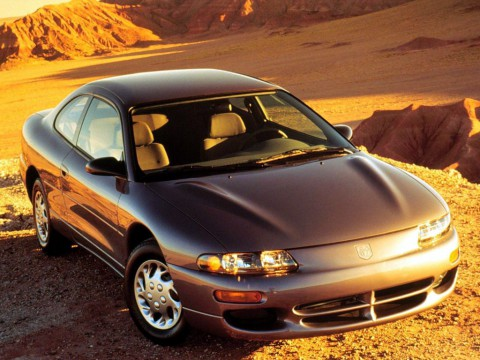 Technical specifications and characteristics for【Dodge Avenger coupe】