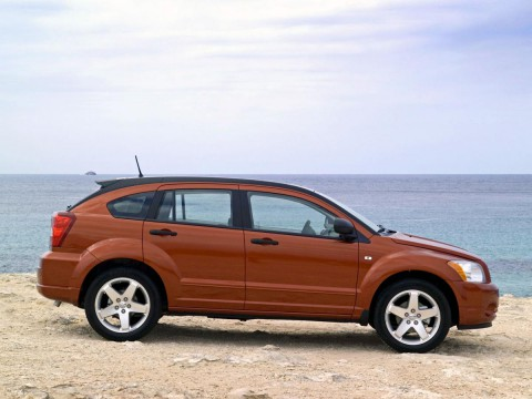 Technical specifications and characteristics for【Dodge Caliber】