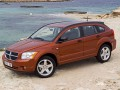 Technical specifications of the car and fuel economy of Dodge Caliber