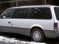 Technical specifications and characteristics for【Dodge Caravan II】
