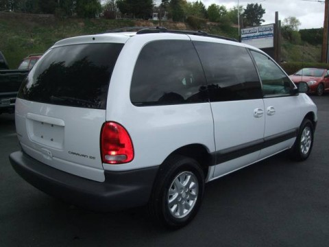 Technical specifications and characteristics for【Dodge Caravan III】