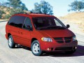 Technical specifications of the car and fuel economy of Dodge Caravan