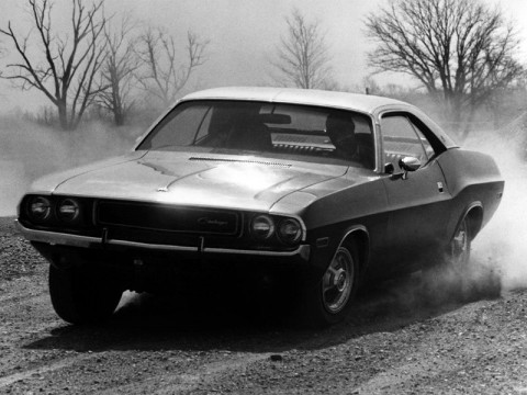 Technical specifications and characteristics for【Dodge Challenger】