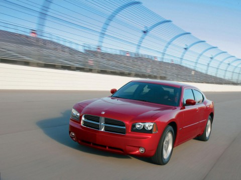 Technical specifications and characteristics for【Dodge Charger】
