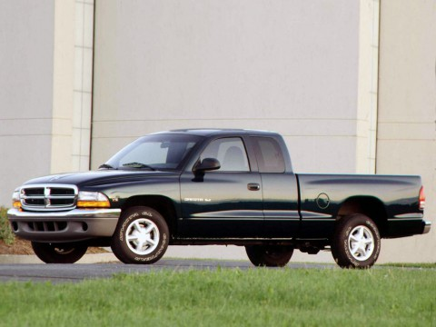 Technical specifications and characteristics for【Dodge Dakota II】