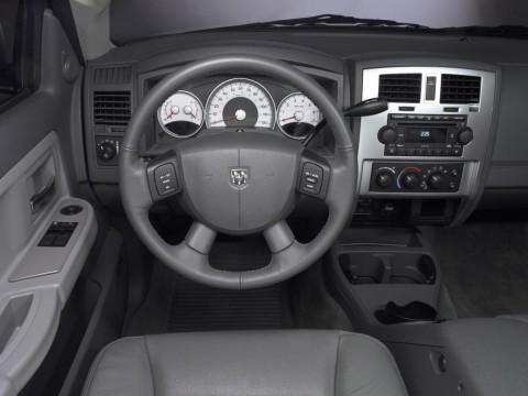 Technical specifications and characteristics for【Dodge Dakota III】