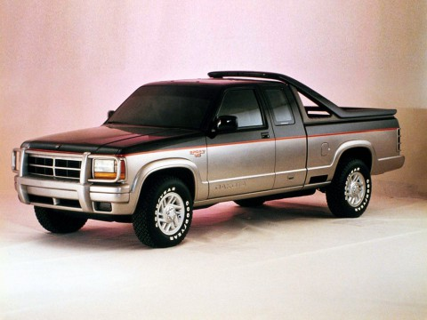 Technical specifications and characteristics for【Dodge Dakota】