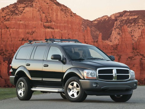 Technical specifications and characteristics for【Dodge Durango II】