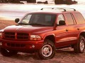 Technical specifications and characteristics for【Dodge Durango】