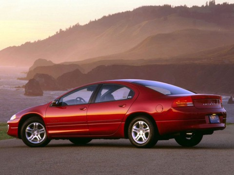Technical specifications and characteristics for【Dodge Intrepid II】